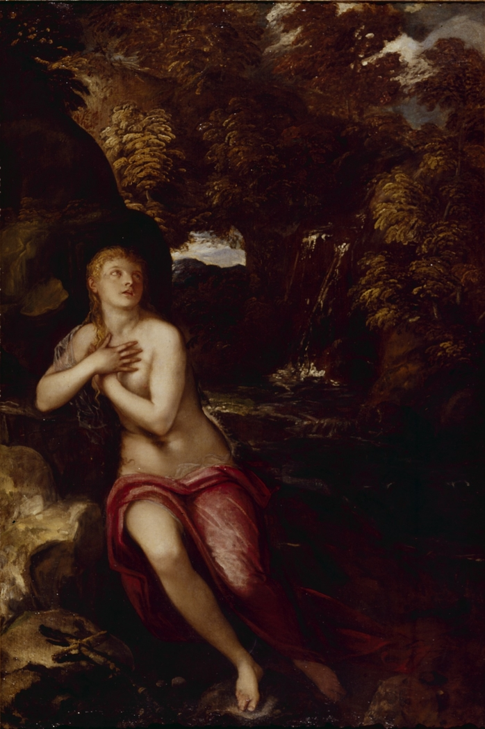 The Magdalene in the Wilderness