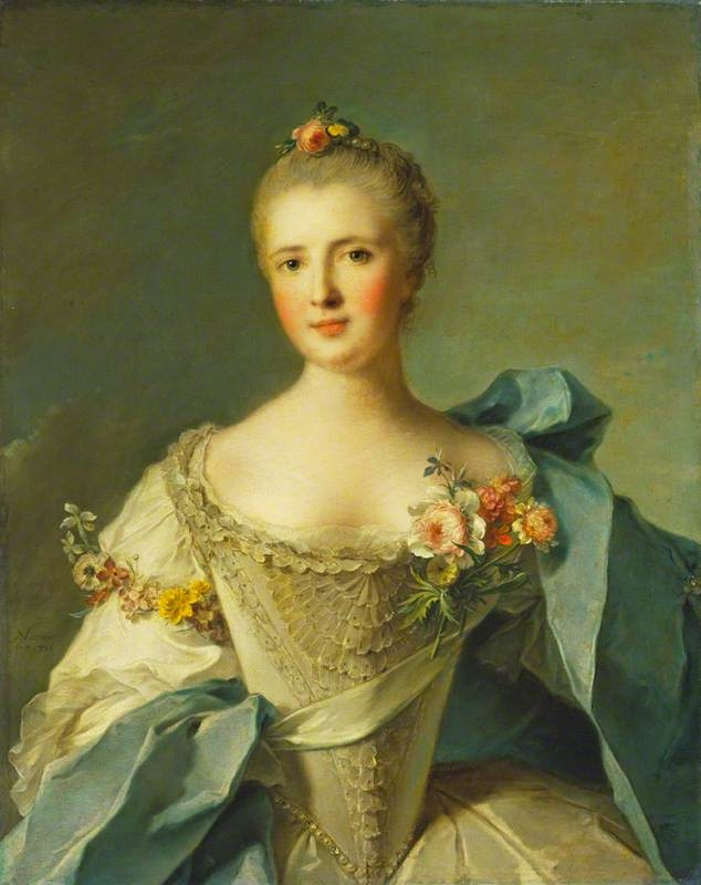 The marquise de Belestat