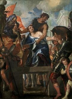 The Martyrdom of Saint Mennas