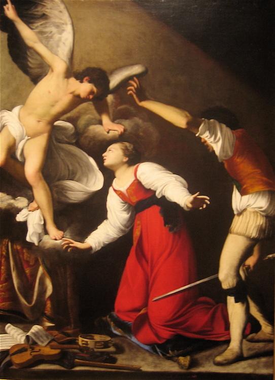 The Martyrdom of St. Cecilia