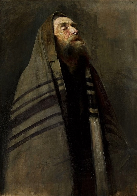 The Praying Jew.