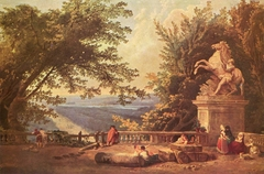 The Terrace of Marly