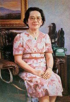 The Wife Of Dr. Hsu