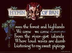 Untitled (Hymn of Pan)