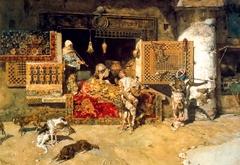 Carpet Vendors (El venedor de tapissos)