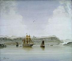 View of Grimstad