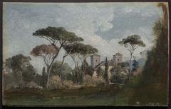 Villa Borghese, Rome