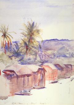 Village Street, Dominica