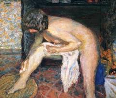 Woman Bending Over