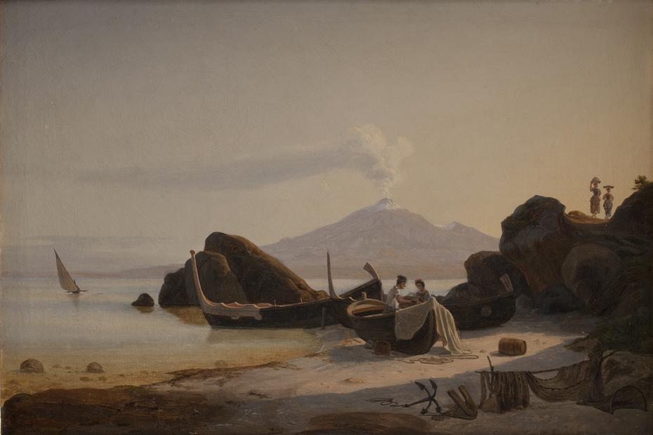 A Coast. Sicily