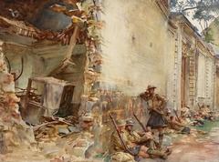 A Street in Arras