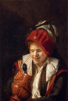 A Youth with a Jug