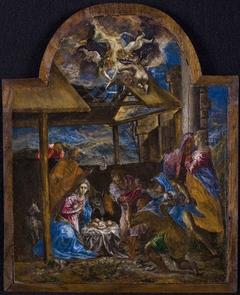 Adoration, 1570