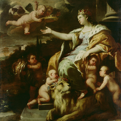 Allegory of Magnanimity