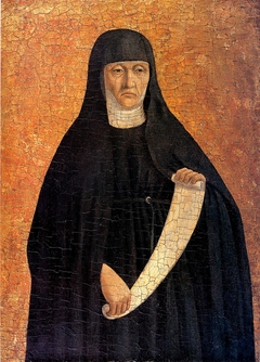 An Augustinian Nun (Saint Monica)