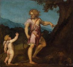 Apollo and Eros