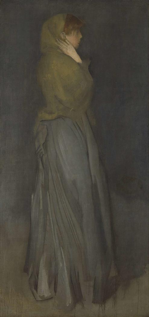 'Arrangement in Yellow and Gray': Effie Deans
