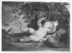 Bacchus als Kind (Kopie nach)