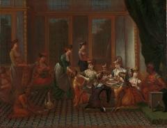 Banquet of Distinguished Turkish Women