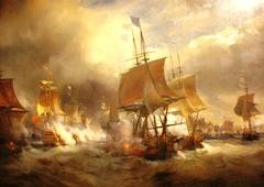 Battle of Ushant (1778)