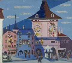 Bern with Belltower
