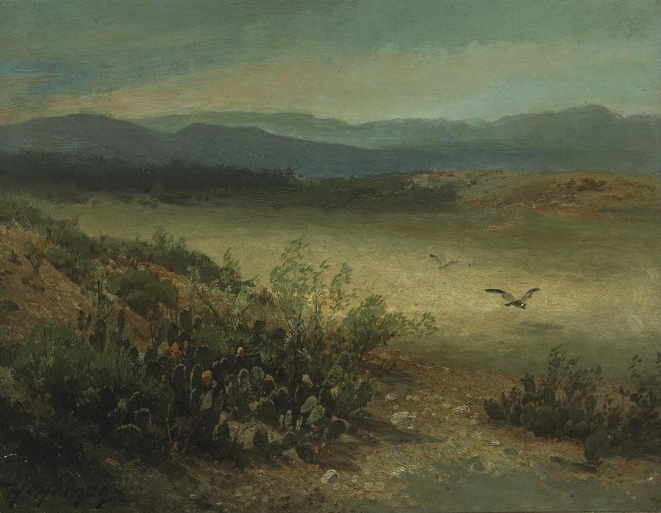 Between the Sierras and the Coast Range, California