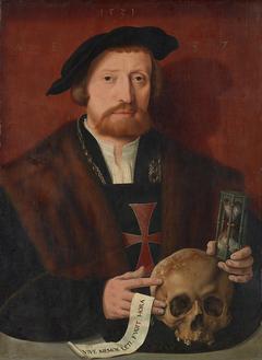 Bildnis eines Ordensritters
