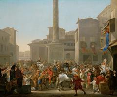 Carneval in Rom