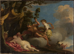 Ceres and Bacchus awaken Venus