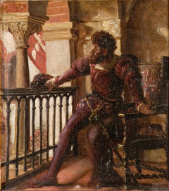 Christian II. beim Stockholmer Blutbad
