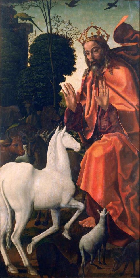 Creation of the animals