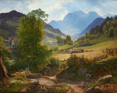 Die Ramsau bei Berchtesgaden