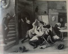 Fight in a Tavern