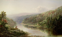 Fishing on the Potomac, Eastern Panhandle, West Virginia