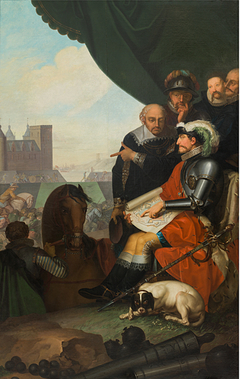Frederik II Builds Kronborg Castle at Elsinore
