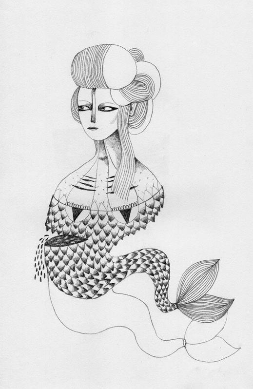Geisha Siren