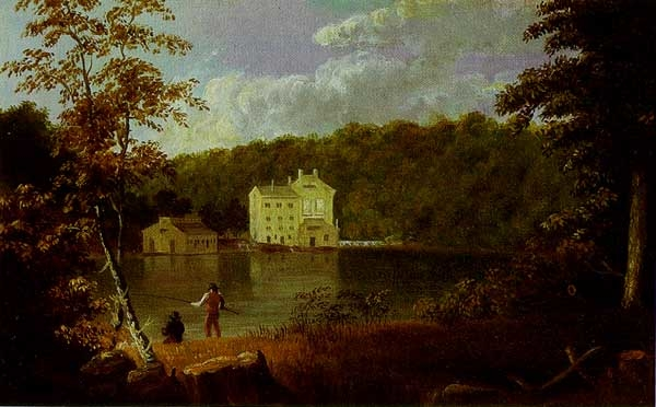Gilpin's Mill on the Brandywine