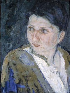 Head of a Woman in Jerusalem