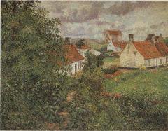 Houses at Knokke