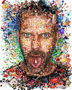 Hugh Laurie: The House ...of pills
