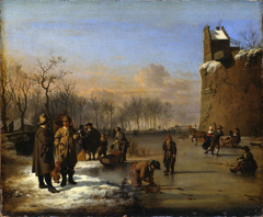 Icy Pleasures on the City Canals