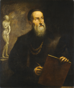 Imaginary Self-Portrait of Titian