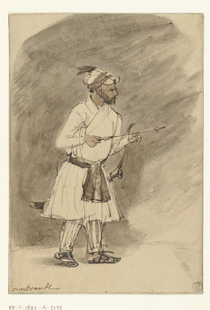 Indische boogschutter