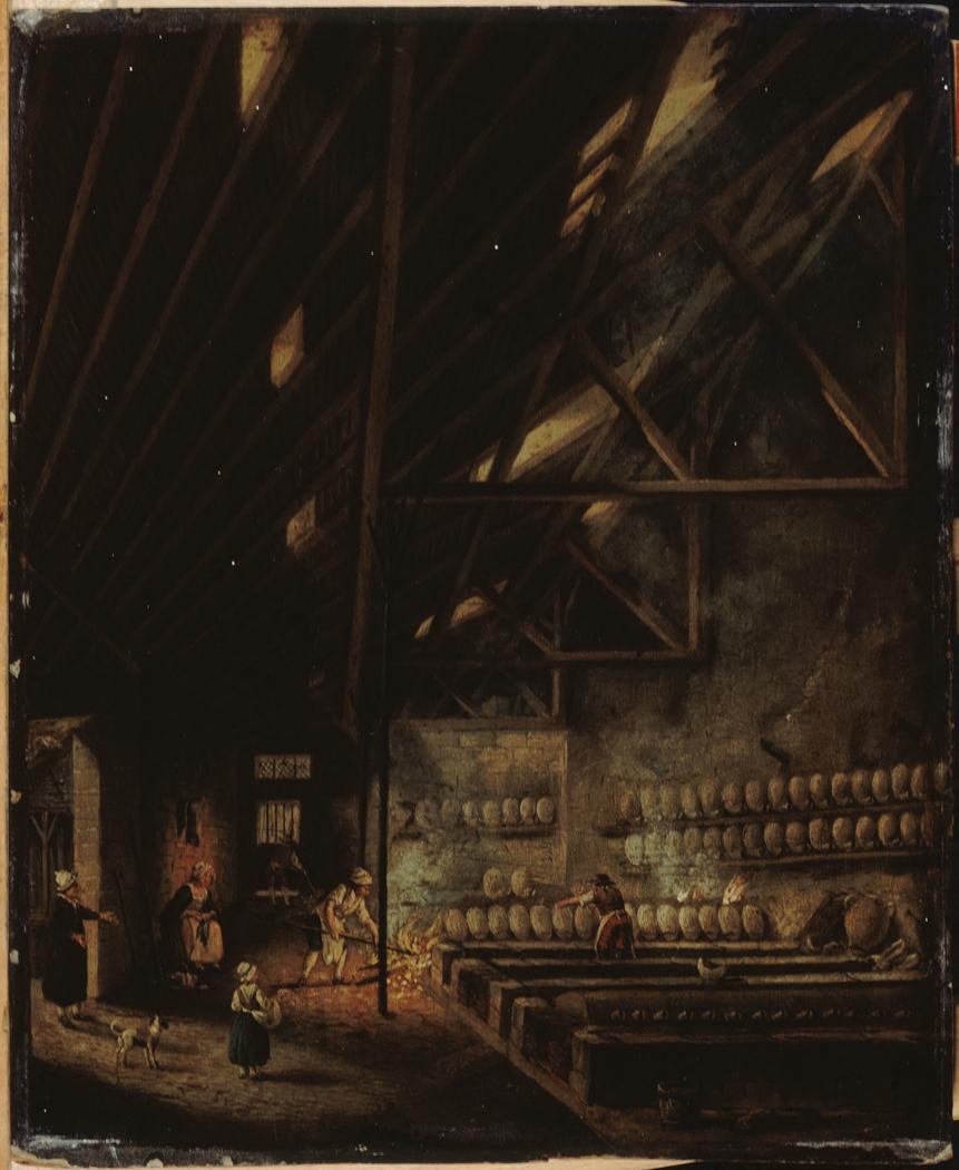 Intérieur d'un atelier