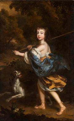 James, Duke of Cambridge (1663-7)