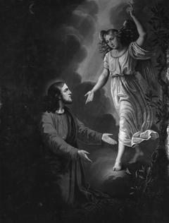 Kristus i Gethsemane Have