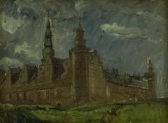 Kronborg set fra sydøst