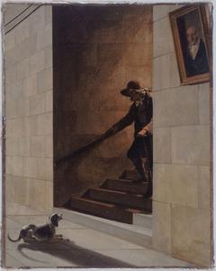 La Descente de l'escalier