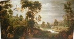 Landscape with Christ at Emmaus