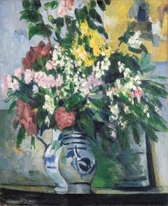 Les Deux Vases de fleurs